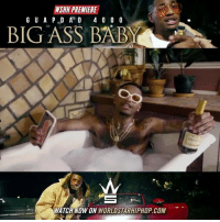"Ass, Memes, and Worldstarhiphop: WSHH PREMIERE  G U A P D A D 4 0 0 0  BIG ASS BABY  WATCH NOW ON WORLDSTARHIPHOP.COM WSHH Premiere @Guapdad4000 ""Big Ass Baby"" LiveNow Guapdad4000 BigAssBaby"