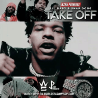 """WSHH Premiere @LilBaby_1 & @SnapDogg """"Take Off"""" LiveNow LilBaby SnapDogg TakeOff dir- @jerryphd: WSHH PREMIERE  IL BABY & SNAP DOGG  TAKE OFF  JERRY  PRODUCTION  WATCH NOW ON WORLDSTARHIPHOP.COM WSHH Premiere @LilBaby_1 & @SnapDogg """"Take Off"""" LiveNow LilBaby SnapDogg TakeOff dir- @jerryphd"""