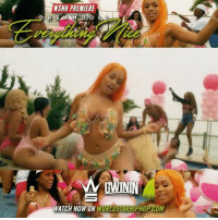 "WSHH Premiere @DreamDoll__ ""Everything Nice"" LiveNow DreamDoll EverythingNice LifeInPlastic GwininEntertainment: WSHH PREMIERE  oe  WATCH NOW ON WORLDSTARHIPHOP. COM WSHH Premiere @DreamDoll__ ""Everything Nice"" LiveNow DreamDoll EverythingNice LifeInPlastic GwininEntertainment"