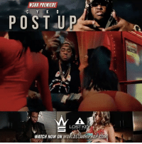 """WSHH Premiere @IAmCyko_ """"Post Up"""" LiveNow Cyko PostUp ImJustDifferent LostKeyRecords: WSHH PREMIERE  POST UP  A  LOST K  WATCH NOW ON WORLDSTARHIPHOP COM WSHH Premiere @IAmCyko_ """"Post Up"""" LiveNow Cyko PostUp ImJustDifferent LostKeyRecords"""