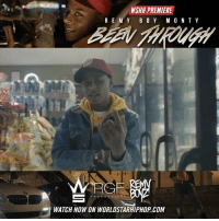 "WSHH Premiere @RemyBoyMonty1738 ""Been Through"" LiveNow Monty BeenThrough MontyZooII RGFProductions RemyBoyz: WSHH PREMIERE  RE M Y BO Y M O N TY  RGF  WATCH NOW ON WORLDSTARHIPHOP COM WSHH Premiere @RemyBoyMonty1738 ""Been Through"" LiveNow Monty BeenThrough MontyZooII RGFProductions RemyBoyz"
