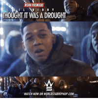 "Memes, Thought It Was a Drought, and Worldstarhiphop: WSHH PREMIERE  THOUGHT IT WASA DROUGHT  WATCH NOW ON WORLDSTARHIPHOP COM WSHH Premiere @LilBibby_ ""Thought It Was A Drought"" LiveNow Exclusive LilBibby ThoughtItWasADrought FreeCrack4 dir- @waterpasta"