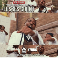 "Memes, Pop, and Worldstarhiphop: WSHH PREMIERE  YFN LUCCI, YFN TRAE POUND &JOHN POP  LOSSES COUNI  W YENBC  WATCH NOW ON WORLDSTARHIPHOP.COM WSHH Premiere @YFNLucci, @YFNTraePound & @JohnPopi ""Losses Count"" LiveNow YFNLucci LossesCount ComeJoinTheFlight YFNBC"