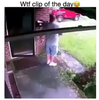 Funny, Lmao, and Wtf: Wtf clip of the day Lmao bruhhhhh