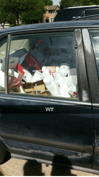 Trash, Wow, and Wtf: Wtf One man's trash, another man's treasure?