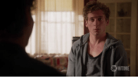 Lip meets Trevor on this Sunday's new Shameless and let's just say it could have gone better...: WTIME Lip meets Trevor on this Sunday's new Shameless and let's just say it could have gone better...