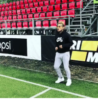 Goal, Psi, and Keeper: WTIT  psi Tekashi 69 showing off his skills as a goal keeper! ⚽️😂👍 @6ix9ine https://t.co/jMygs21bfP