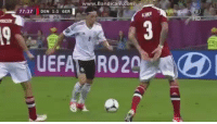 Memes, 🤖, and How: ww  w.Bandicam.com  77:37 DEN 1:1 GER  POR 2 NE  UEFA RO2 Throwback to this Mesut Ozil pass, just how!? 🤔👏 https://t.co/px2oQaUAMw
