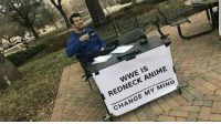 Anime, Redneck, and World Wrestling Entertainment: WWE IS  REDNECK ANIME  CHANGE MY MIND