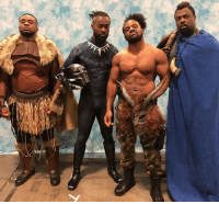 WWE tag team The New Day (Big E, Kofi Kingston, and Xavier Woods) cosplaying at Awesome Con with a friend!  Follow MCU on Instagram... https://www.instagram.com/mcuoninsta/  (Andrew Gifford): WWE tag team The New Day (Big E, Kofi Kingston, and Xavier Woods) cosplaying at Awesome Con with a friend!  Follow MCU on Instagram... https://www.instagram.com/mcuoninsta/  (Andrew Gifford)