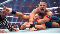 WWE WrestleMania is all about the fight.: WWE WrestleMania is all about the fight.