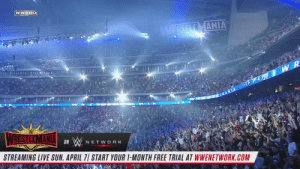 World Wrestling Entertainment, Charlotte, and Free: WWEHD  MANIA  ON  NETWORK  STREAMING LIVE SUN. APRIL 7 START YOUR 1-MONTH FREE TRIAL AT WWENETWORK.COM Relive 20 of the greatest matches to happen at recent WrestleManias, featuring Seth Rollins, Kurt Angle, Charlotte Flair, and many more of your favorite WWE Superstars!