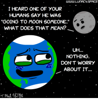 Moon Someone