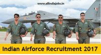 www.allindiajobs.in  Indian Airforce Recruitment 2017 Indian Air Force Recruitment 2017 Notification For 54 Vacancies  Last Date: 7th March 2017  http://www.govtjobs.allindiajobs.in/2017/02/indian-air-force-recruitment-notification/