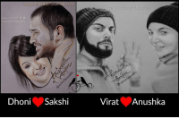 Memes, Anushka Sharma, and 🤖: www.aniruddhasa  r.com  wwaniruddhasarkarcom  artistAniruddha  artist Anirud  Virat Anushka  Dhoni  Sakshi Who Is The Best Cutest Jodi of Cricket World? ;)  1. MS Dhoni & Sakshi ❤ 2. Virat Kohli & Anushka Sharma ❤  Sketches By Me~ Aniruddha Sarkar Like👉 Aniruddha Sarkar 👌 for more awesome drawings: fb.com/artistAniruddha ~ www.aniruddhasarkar.com ~