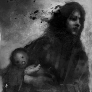 seriallier:  Mother of broken dolls  Follow in: Instagram •  WebSite •  Facebook  All Rights Reserved © Samuel Araya • Please don't copy, modify or use the artist's work without permission. Thank you!: www.ARAYAARECOM seriallier:  Mother of broken dolls  Follow in: Instagram •  WebSite •  Facebook  All Rights Reserved © Samuel Araya • Please don't copy, modify or use the artist's work without permission. Thank you!