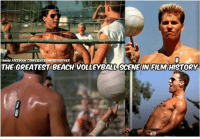 film history: www.FACEB00K.COMIEIGHTIESMUSICFOREVER  THE GREATEST BEACH VOLLEYBALL SCENE IN FILM HISTORY