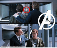 Tony and Peter are shown in the New Avengers Facility in SPIDER-MAN: HOMECOMING!  (Brian): www.facebook.com/MarvelCinematicUniverse Tony and Peter are shown in the New Avengers Facility in SPIDER-MAN: HOMECOMING!  (Brian)