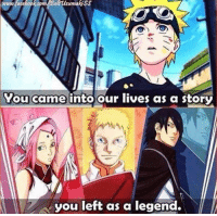 THANK YOU <3 ~ Darky's Anime Gifs: www.facebookeom golfuzumakss  You came into our lives as a story  you left as a legend. THANK YOU <3 ~ Darky's Anime Gifs