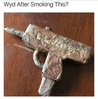 Memes, Smoking, and Wyd: Wyd After Smoking This?  No  IIN The 8th slide kills me every time I see it idk why 😂😂 Follow @nochillnegro