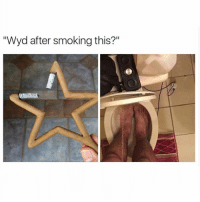 """Instagram, Memes, and Wyd: """"Wyd after smokingthis?"""" This is a lot loool galdembanter dt @itsshenell uberCode:SHENG6 www.instagram.com-isawitandii high 420"""