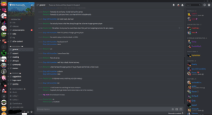 Bad, Club, and Community: X  DISCORD  Skler Community  NEW  general  Please see #rules and #faq, Support in #support  Search  SK1ER LLC-2  43  5:16 PM Benjamin honestly its not funny i kinda feel bad for james  Benjamin honestly id just leave him to run then kill him in deathmatch  asbyth  Listening to Spotify  11  5:16 PM Guy with tourettes lol i dont really feel bad  Skler  INFORMATION  #info  5:16 PM Benjamin he actually knows what hes doing though hes a former hunger games player  ADMINISTRATOR-2  releases  D CoalOres  5:17 PM Nestle Quik Me either. In any way he would have died. Not just from targeting but also the pro pvpers.  announcements  5:18 PM Guy with tourettes how tf is james a hunger games player  Matt  #rules  5:18 PM Benjamin he used to play on the hive back in 2016  #faq  HYPERIUM CONTRIBUTOR-2  MCC  skler-content  5:18 PM Guy with tourettes he played mc!?  Guy with tourettes wow  DeJay  33  Scotteh Boeh  DISCUSSIONS  5:18 PM Benjamin ya  general  STAFF TEAM-1  support  5:18 PM Guy with tourettesi never knew that  Systemless  modding  5:18 PM Benjamin hes actual og  SKlec  off-topic  TRUSTED-3  5:18 PM Guy with tourettes well hes a dead channel anyway  chachy  commands  5:18 PM Benjamin when he heard hunger games 4 he got hyped and he had a chest route  memes  Guy with tourettes  TIG  5:19 PM Guy with tourettes o damn  Hopez  Listening to SpotifyE  FEEDBACK  Guy with tourettes nice  suggestions  5:19 PM Nestle Quik In between every math he prob did makeup  YOUTUBE-9  #bugs-report  AciDicBliTzz  5:19 PM Guy with tourettes Lo  upvotes  36  apden  5:19 PM Benjamin i look foward to watching his future streams  Benjamin hopefully he'll get better homie even had a rod in his inventory  Playing Badlion Client  VOICE CHANNELS  Bosnie  15  Music  5:19 PM big noob im on discord in class  Lobby 1  Dr1fterX  5:19 PM Nestle Quik rip  Nestle Quik r/madlads  Lobby 2  Quig  MHECRAE  Contributors  Semx11  p2w.skler.club  Talk  Shmeado  Message #general  GIF  Listen