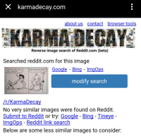 25 Best Karmadecay Memes The People Memes Its Memes Sources Memes Learn more about karma decay or see similar websites. meme