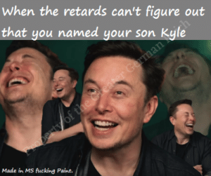 X = Ki | AE thing = Ai | A-12 = twelfth letter of the alphabet = L | Ki Ai L = Kyle. You are welcome.: X = Ki | AE thing = Ai | A-12 = twelfth letter of the alphabet = L | Ki Ai L = Kyle. You are welcome.