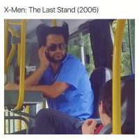 Memes, X-Men, and X-Men: The Last Stand: X-Men: The Last Stand (2006)  @comfy sweaters Classic Jackman