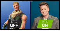 Since nobody makes Gordon Ramsay memes anymore: x0305  RTX  OFF  RTX  ON Since nobody makes Gordon Ramsay memes anymore