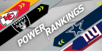 Memes, Patriotic, and Chiefs: X7  X3  LK Week 3 Power Rankings (via @HarrisonNFL):  1. @Chiefs 2. @RAIDERS 3. @Patriots 4. @AtlantaFalcons 5-32. https://t.co/3q8Ay4dnFT https://t.co/woLYZgpQcK