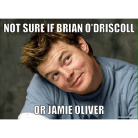 🍀🍴 brianodriscoll bod jamieoliver rugby rugbymemes rugbyunion ireland irishrugby munster leinster connacht ulster allblacks wallabies springboks newzealand australia southafrica wales scotland england pumas argentina dublin pro12 top14: NOT SURE IF BRIAN O'DRISCOLL  OR JAMIE OLIVER  mematic.ne 🍀🍴 brianodriscoll bod jamieoliver rugby rugbymemes rugbyunion ireland irishrugby munster leinster connacht ulster allblacks wallabies springboks newzealand australia southafrica wales scotland england pumas argentina dublin pro12 top14