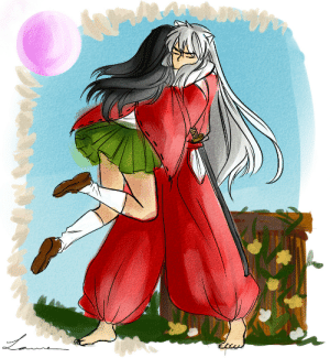 xaylu-art: behold the first otp i've been listening to the inuyasha ost non stop for days, this was bound to happen : xaylu-art: behold the first otp i've been listening to the inuyasha ost non stop for days, this was bound to happen