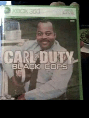 Reddit, Black, and How: XBCK 360  LIOE  CARL DUTY  BLACK COPS How do I buy this