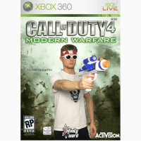 Memes, Xbox, and Games: XBOX 360  LIVE  MODERN WARFARE  IG:PolarSaurusRex  waro Throwback to when I was in two great games 💯