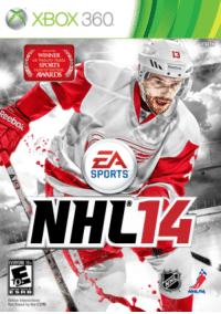 What do you think of this Datsyuk NHL 14 cover? Yes or No?: XBox 360  WINNER  SPORTS  ZA  SPORTS  NHU What do you think of this Datsyuk NHL 14 cover? Yes or No?