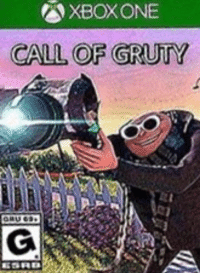 Xbox One, Xbox, and One: XBOX ONE  CALL OF GRUTY