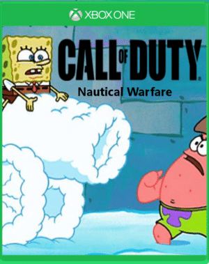 Coming soon to PC, Xbox and Ps4: XBOX ONE  CALL'DUTY  Nautical Warfare Coming soon to PC, Xbox and Ps4
