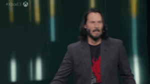 howling-techie: Have a Keanu enthusiastically pointing at your profile pic!: howling-techie: Have a Keanu enthusiastically pointing at your profile pic!