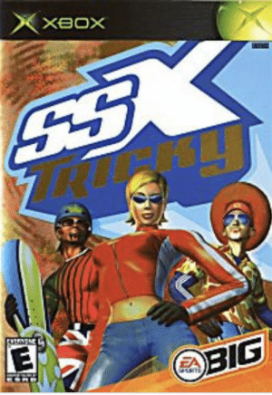 Game, Time, and Big: Xeox  BIG  SFUTS SSX Tricky...maybe my favorite game of all time!