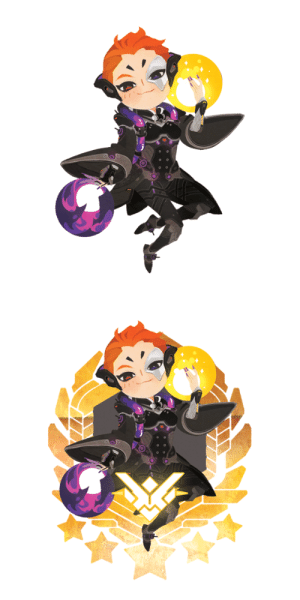 Instagram, Tumblr, and Blog: xfreischutz:  moira charm will be up for preorder at the store opening tomorrow! feel free to use for personal purposes (icons, headers, etc.) without permission but with visible creditplease do not reupload! esp to instagram
