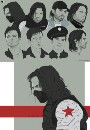 xla-hainex: some time ago (after age of ultron, to be precise) i thought that i was done with marvel universe for good. but apparently infinity war trailer had no idea about that so here's a bucky. and there's probably some more incoming : XLA-HAINEX.TUMBLR.COM   XLA-HAINEX.TUMBLR.COM xla-hainex: some time ago (after age of ultron, to be precise) i thought that i was done with marvel universe for good. but apparently infinity war trailer had no idea about that so here's a bucky. and there's probably some more incoming