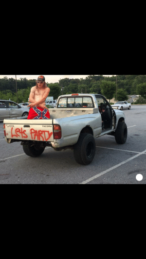 Party, Toyota, and Trashy: XTO  CLUTCH  TOYOTA  TACOMA Party People!
