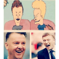 Soccer, Sports, and Butthead: / ,FT  ,3 LVG & Moyes = Beavis & Butthead
