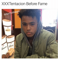 Memes, Satan, and 🤖: XXXTentacion Before Fame  @NoChillNegro  See He started out a nigga and ended up the embodiment of satan, What y'all think of his XXL freestyle tho? He was the Debby downer of the freshman class Follow @nochillnegro