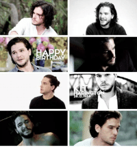 Happy 30th Birthday Kit Harington!!!: Y  氖 Happy 30th Birthday Kit Harington!!!
