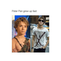 follow @babetweets please 👻❤️: Peter Pan grew up fast follow @babetweets please 👻❤️