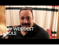 """<p><b>WEB EXCLUSIVE: </b>Kevin James hung out backstage to tell us about <a href=""""https://www.youtube.com/watch?v=44ihitAE0ik"""" target=""""_blank"""">the time he played an opera singer in a pizza commercial!</a></p>: Y WEIRDEST  OLE <p><b>WEB EXCLUSIVE: </b>Kevin James hung out backstage to tell us about <a href=""""https://www.youtube.com/watch?v=44ihitAE0ik"""" target=""""_blank"""">the time he played an opera singer in a pizza commercial!</a></p>"""
