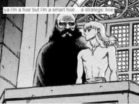 Never forget that Griffith did nothing wrong. -Gaiseric: ya I'm a hoe but I'm a smart hoe a strategic hoe Never forget that Griffith did nothing wrong. -Gaiseric