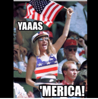 Barbra Streisand, Independence Day, and Meme: YAAAS  EMERICA! I hope everyone has a happy and safe Independence Day! Xoxo barbrastreisand meme barbrameme queen werk fierce greateststar greatestsinger hellogorgeous boss